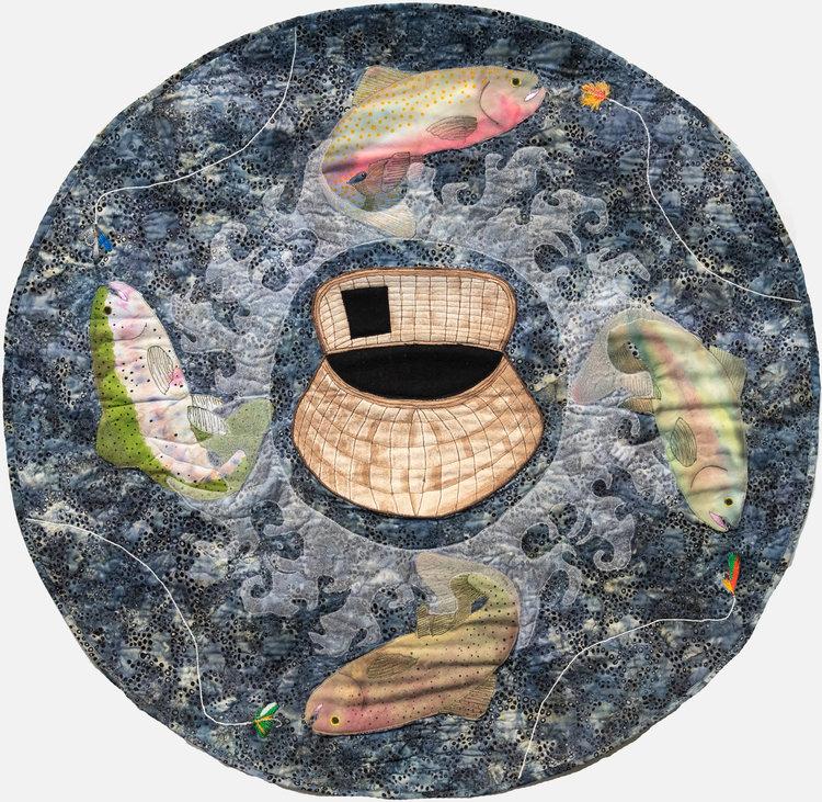 Linda Reichenbach Art Quilts